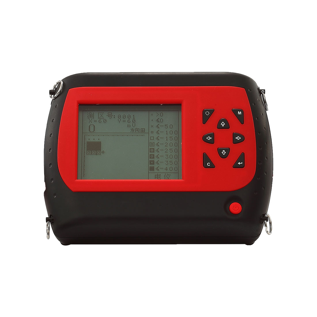 JZT102 reinforcement corrosion meter (color screen display)