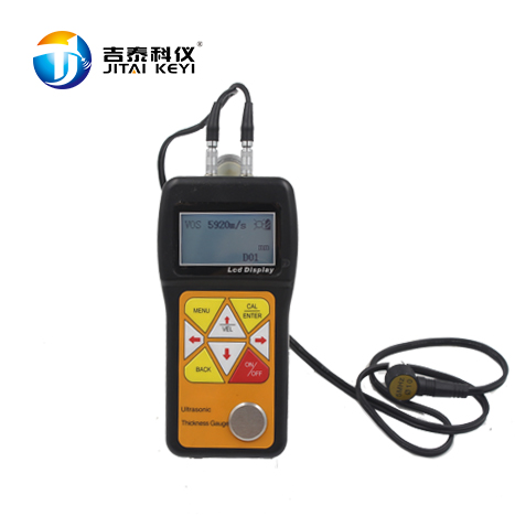 JT150 ultrasonic thickness gauge